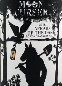 Moon Curser Afraid of the Darktext