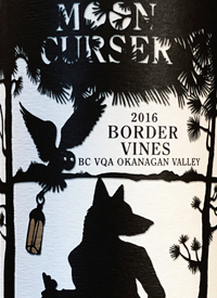 Moon Curser Border Vinestext