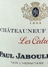 Paul Jaboulet Aîné Chateauneuf-du-Pape Les Cedrestext