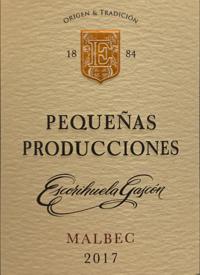 Pequeñas Producciones Malbectext