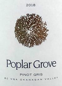 Poplar Grove Pinot Gristext