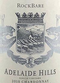 RockBare Adelaide Hills Single Vineyard Chardonnaytext