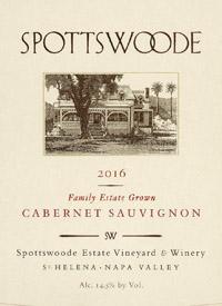Spottswoode Estate Cabernet Sauvignon