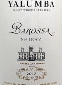 Yalumba Samuel's Collection Barossa Shiraztext