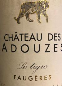 Chateau des Adouzes Le Tigretext