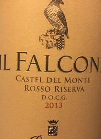 Rivera Il Falcone Castel del Monte Rosso Riservatext