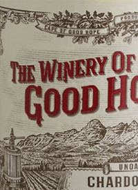 The Winery of Good Hope Unoaked Chardonnaytext