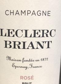 Leclerc Briant Rosé Brut