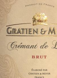 Gratien and Meyer Crémant de Loire Bruttext