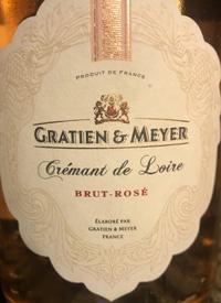 Gratien and Meyer Crémant de Loire Brut Rosétext