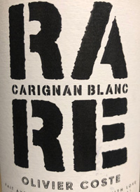 Olivier Coste Rare Carignan Blanctext