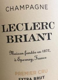 Leclerc Briant Premier Cru Extra Bruttext