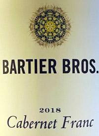 Bartier Bros. Cabernet Franc Cerqueira Vineyardtext