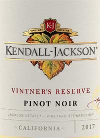 Kendall-Jackson Pinot Noir Vintner's Reservetext