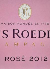 Louis Roederer Brut Rosé Champagne