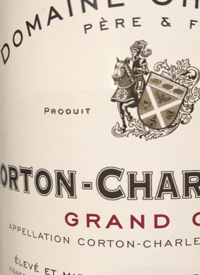 Domaine Chevalier Pére & Fils Corton-Charlemagne Grand Crutext