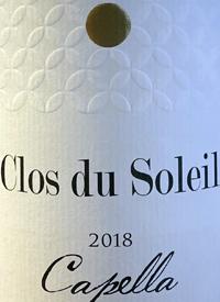 Clos du Soleil Capella