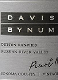 Davis Bynum Dutton Ranches Pinot Noirtext