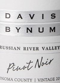 Davis Bynum Pinot Noirtext