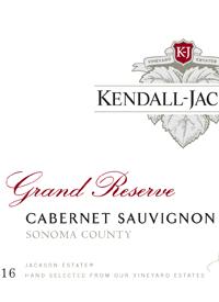 Kendall-Jackson Cabernet Sauvignon Grand Reservetext