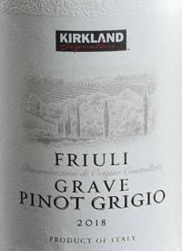 Kirkland Signature Pinot Grigiotext