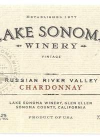 Lake Sonoma Chardonnaytext