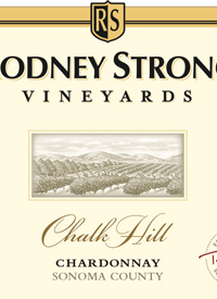 Rodney Strong Chardonnay Chalk Hilltext