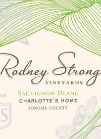 Rodney Strong Sauvignon Blanc Charlotte's Home