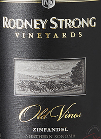 Rodney Strong Zinfandel Old Vines