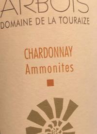 Domaine de la Touraize Chardonnay Ammonitestext