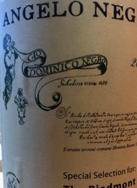 Angelo Negro Vino Biancotext