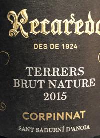 Recaredo Terrers Brut Nature Corpinnattext