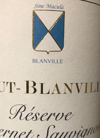 Blanville Reserve Cabernet Sauvignontext