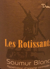 Domaine Des Champs Fleuris Les Rotissants Saumur Blanctext