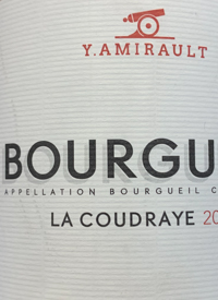 Yannick Amirault La Coudraye Bourgueiltext