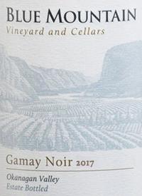 Blue Mountain Estate Cuvée Gamay Noirtext