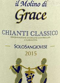 Il Molino di Grace Chianti Classico SoloSangiovesetext