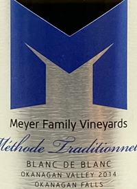 Meyer Family Vineyards Méthode Traditionnelle Blanc de Blanc