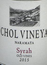 Nichol Vineyard Old Vines Syrah