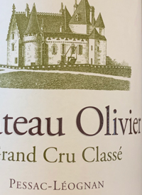 Chateau Olivier Blanc Pessac-Leognantext