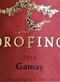 Orofino Vineyards Gamay