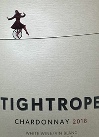 Tightrope Winery Chardonnaytext