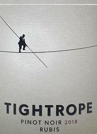 Tightrope Winery Pinot Noir Rubistext
