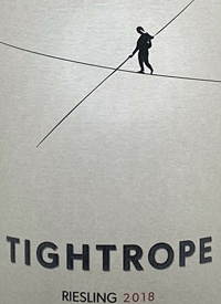 Tightrope Winery Rieslingtext