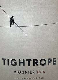 Tightrope Winery Viogniertext
