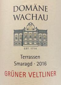 Domane Wachau Smaragd Terrassen Gruner Veltlinertext