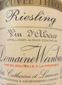 Domaine Weinbach Cuvée Théo Rieslingtext