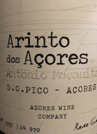 Azores Wine Co. Arinto dos Açorestext