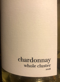 Lock and Worth Chardonnay Whole Clustertext