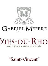 Gabriel Meffre Côtes-du-Rhône Blanc Cuvée Saint-Vincent